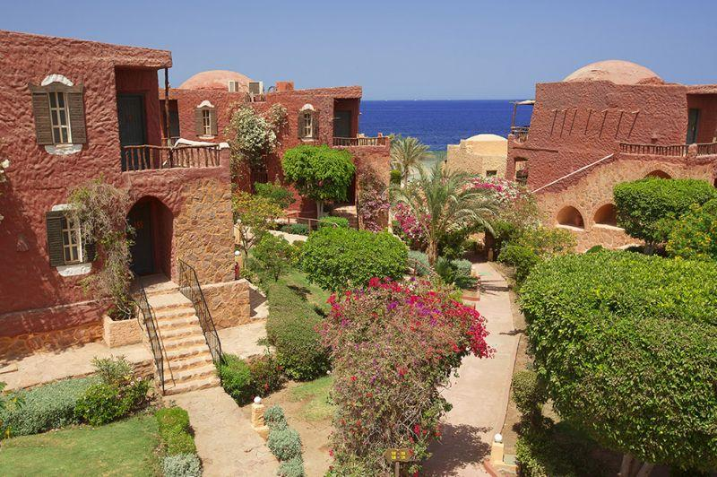 KAHRAMANA BEACH RESORT MARSA ALAM 5*