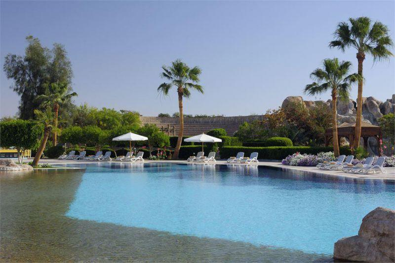 NAAMA BAY PROMENADE MOUNTAIN (EX. SHARM EL SHEIKH MARRIOTT RESORT MOUNTAIN) 5*