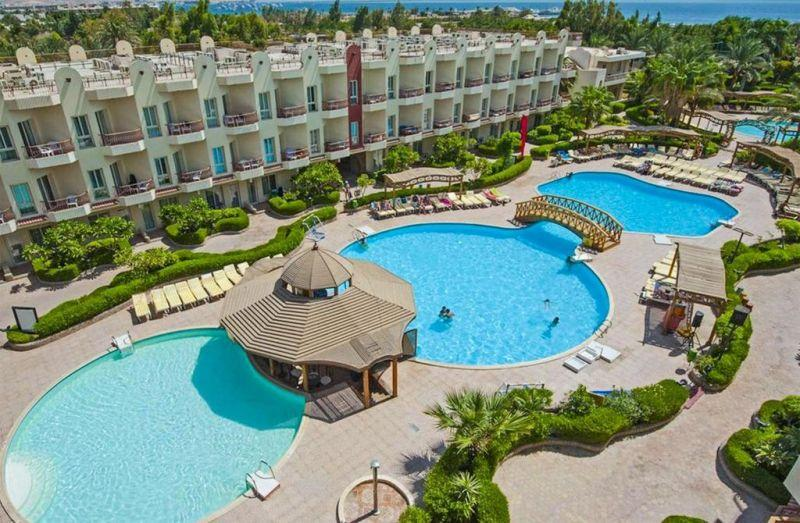 AQUA JOY RESORT BY SUNRISE (EX. HAWAII PALM RESORT & AQUAPARK) 5*