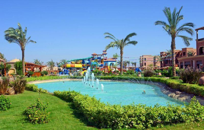 CHARMILLION CLUB AQUA PARK (EX. SEA CLUB AQUA PARK) 5*