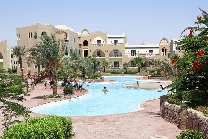 PALMYRA AMAR EL ZAMAN AQUA PARK RESORT (EX.THE THREE CORNERS PALMYRA RESORT AMAR EL ZAMAN) 4*