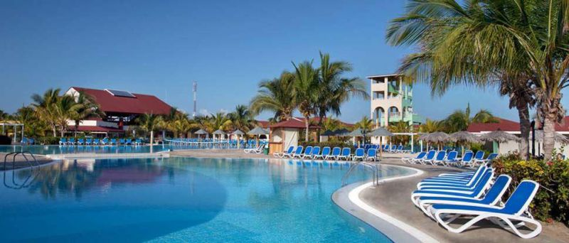 MEMORIES CARIBE BEACH RESORT 4*