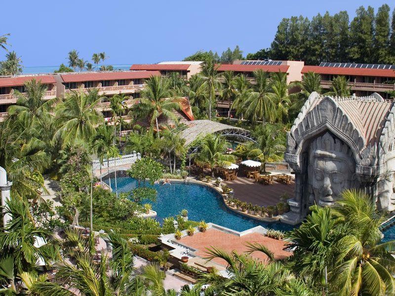 Отель Arinara Bangtao Beach Resort 4 пляж Банг Тао Таиланд: отзывы ... | 600x800