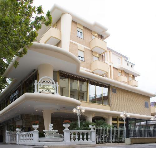 Туры в отель ARIMINUM 4* в Римини, Италия - цены, фото, отзывы