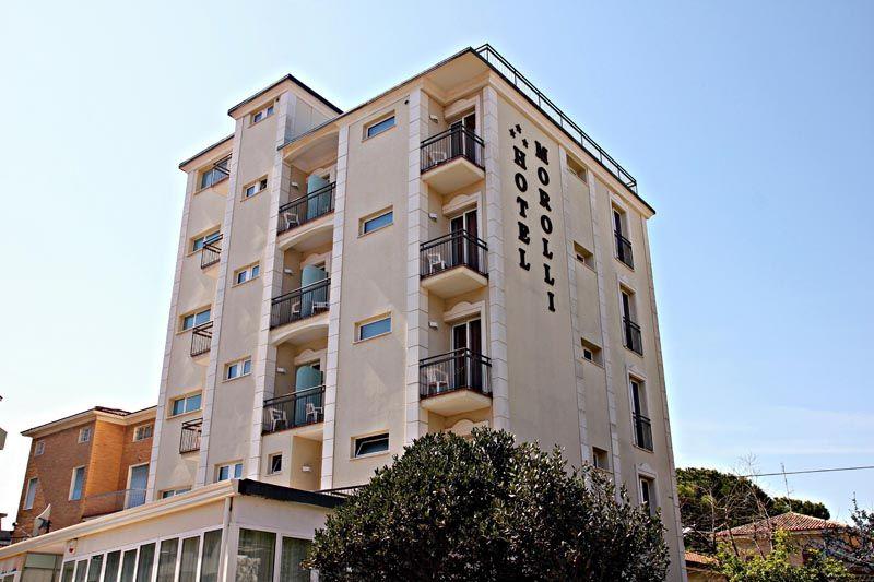 Туры в отель MOROLLI 3* в Римини, Италия - цены, фото, отзывы