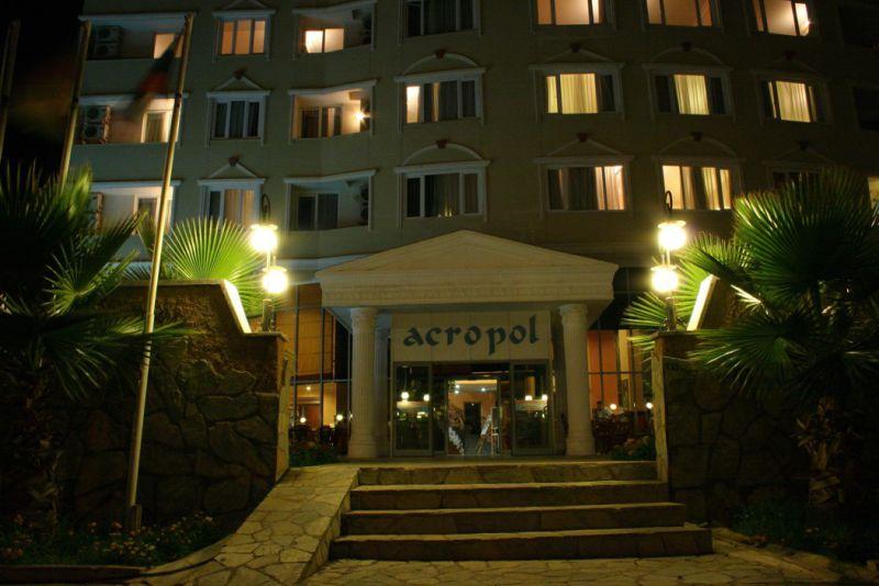 Акрополь анталия отель фото