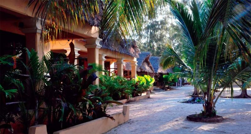 SUNSET KENDWA BUNGALOWS RESORT