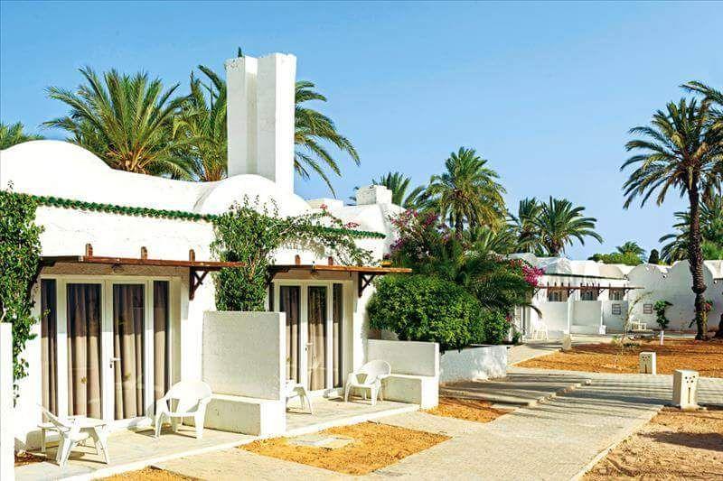 тунис монастир отель club rosa rivage 4