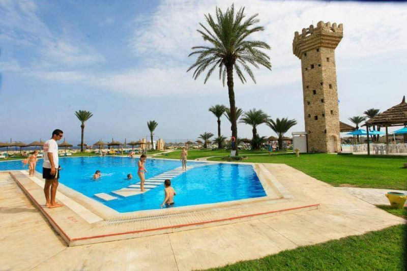 club rosa rivage 4 тунис монастир