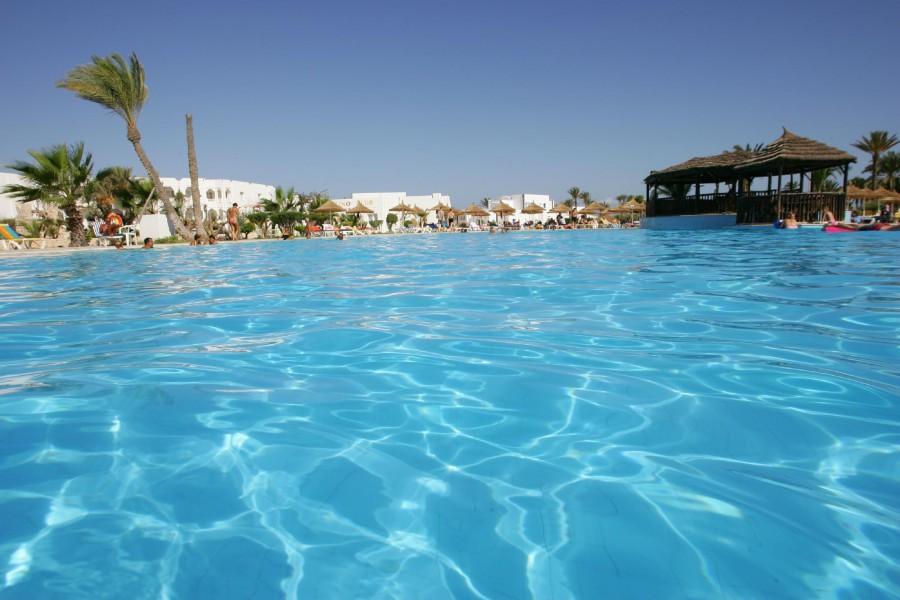 Тунис сан клаб джерба фото