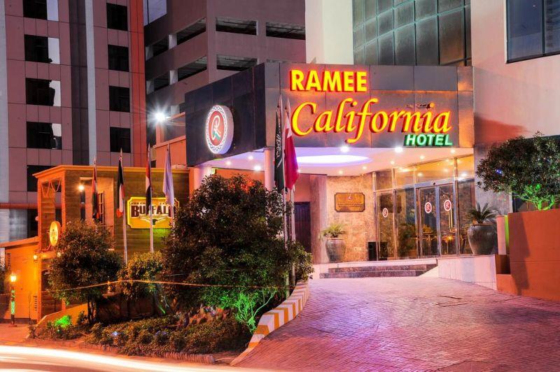 RAMEE CALIFORNIA HOTEL JUFFAIR