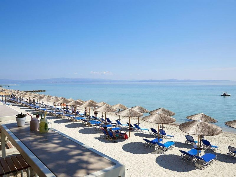 Туры в отель AMMON ZEUS 4* в Халкидиках, Греция - цены