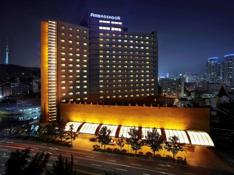 GRAND AMBASSADOR SEOUL ASSOCIATED PULLMAN
