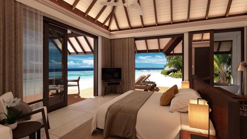 Heritance Aarah Hotel Maldives - туры на Мальдивы  для влюблённых пар и семейного отдыха