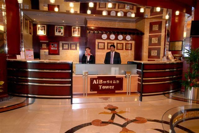 Al bustan tower hotel suites Шарджа ОАЭ