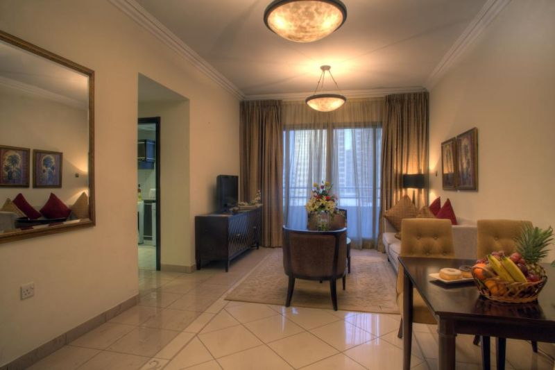 ARABIAN GULF HOTEL APARTMENTS 4*