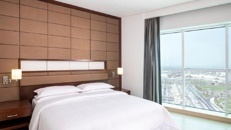 Four points by sheraton sharjah Шарджа ОАЭ