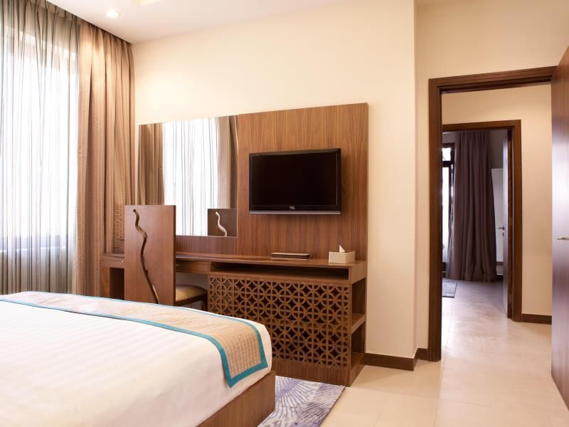 NOON HOTEL APARTMENTS 3*