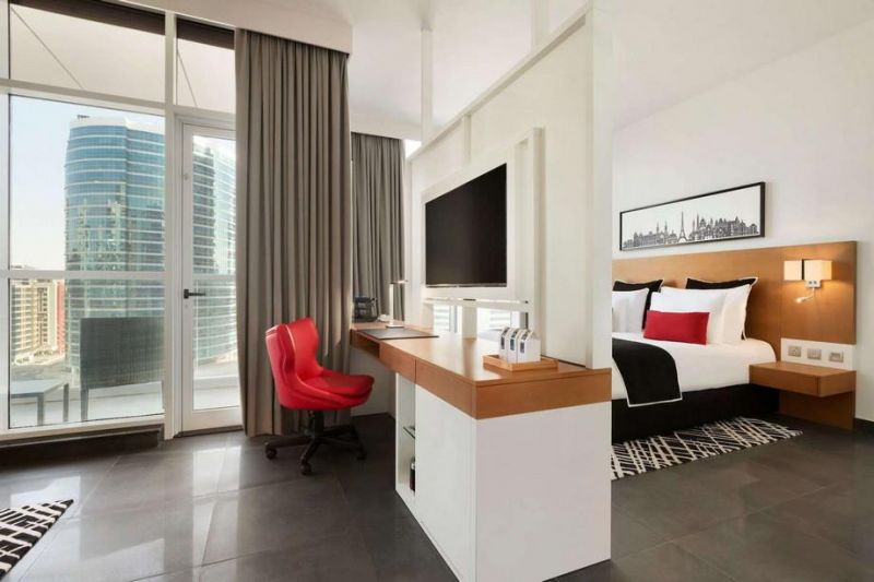 TRYP BY WYNDHAM BARSHA HEIGHTS 4*